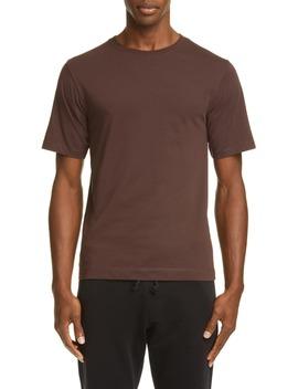 Solid Cotton T Shirt by Dries Van Noten