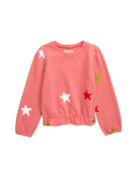 Sparkle Fleece Sweatshirt by Tucker + Tate