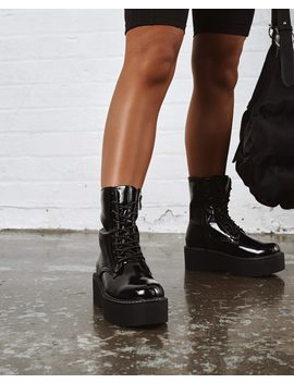 """Creeper"" Boots by Sisters And Seekers"
