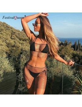 Festival Queen Backless Mesh Diamond Shirt Dress Women 2018 Beach High Elastic Bodycon Hollow Out Package Hip Shiny Party Dress by Ali Express.Com