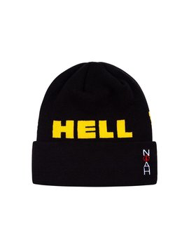 War Is Hell Beanie by Noah Nyc