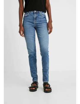 Pcleah Mom   Jeans Skinny Fit by Pieces Tall