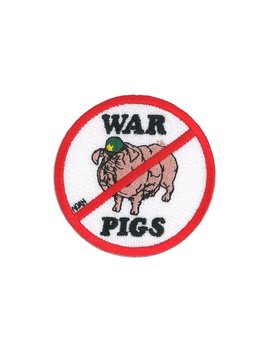 War Pigs Patch by Noah Nyc