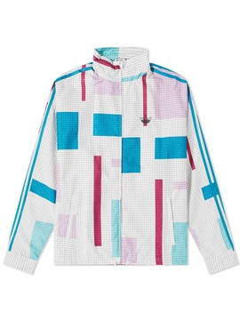 Adidas Retro Block Wind Jacket by Adidas