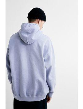 Iets Frans… – Überfärbter Hoodie In Grau by Iets Frans... Shoppen