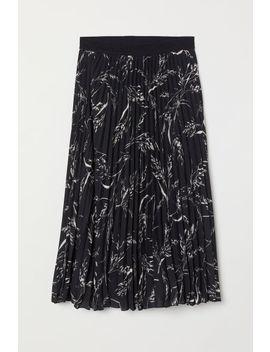 Плисирана пола by H&M