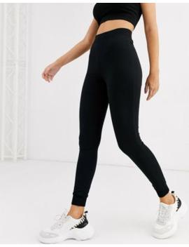 Asos Design Basic Skinny Joggers In Organic Cotton by Asos Design