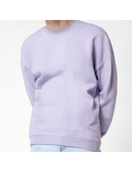 Pacsun Boxy Fit Long Sleeve Sweater Lilac Nwt/New by Pac Sun