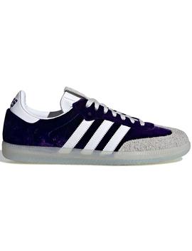 Adidas Samba 420 (Heel Embroidery) by Stock X