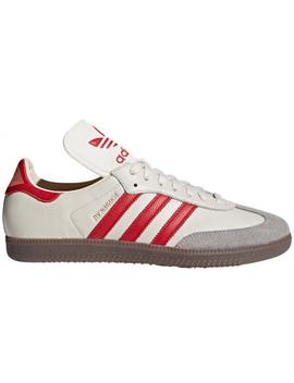 Adidas Samba Classic Og White Scarlet Granite by Stock X