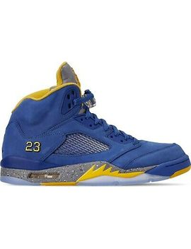 Air Jordan 5 Laney Retro V Varisty Royal Blue Jsp Cd2720 400 by Ebay Seller