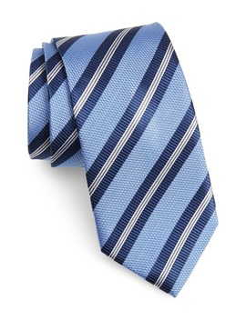 Stripe Silk Tie by Nordstrom Men's Shop