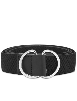 Wacko Maria Rubber Ring Belt by Wacko Maria