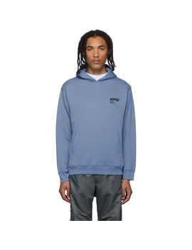 Blue Basic Hoodie by Affix