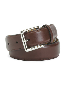 Colebrook Leather Belt by Tj Maxx