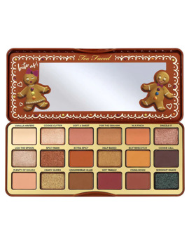 Gingerbread Extra Spicy Oogschaduw Christmas by Too Faced