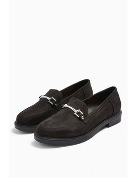**Wide Fit Logan Loafers by Topshop