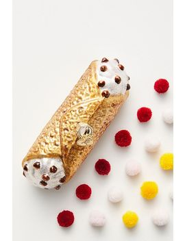 Cannoli Ornament by Anthropologie