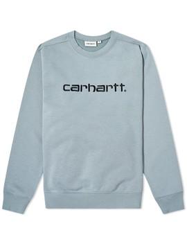 Carhartt Wip Logo Sweat by Carhartt Wip