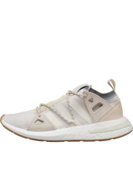 Adidas Originals Womens Arkyn Trainers Chalk White/Footwear White/Gum by Adidas Originals