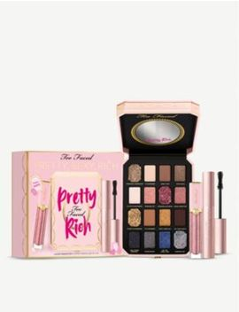 Pretty Rich Diamond Light Eye Shadow Palette 13g by Too Faced