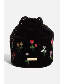 **Floral Nimah Cross Body Bag By Skinnydip by Topshop