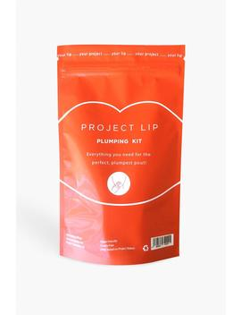 Project Lip Plumping Kit by Boohoo