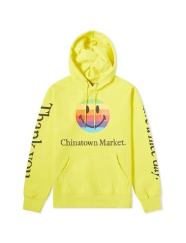 Chinatown Market Smiley Apple Hoody by Chinatown Market