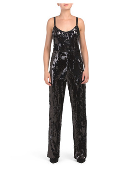 Victoria Sequined Jumpsuit by Tj Maxx