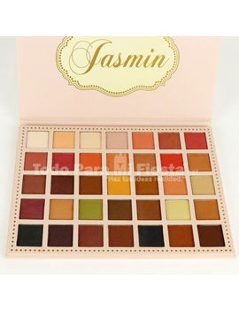 Beauty Creations Jasmin Eyeshadow Palette Shades High Pigment Color Shimmer by Beauty Creations