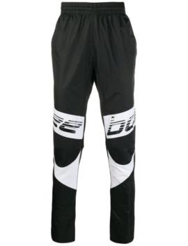 Printed Track Pants by Reebok