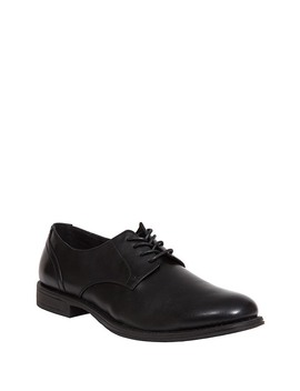 Steward Faux Leather Derby   Wide Width Available by Deer Stags