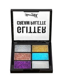 Barry M Cream Glitter Palette by Barry M