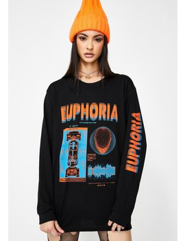 Euphoria Long Sleeve Tee by Ill Intent
