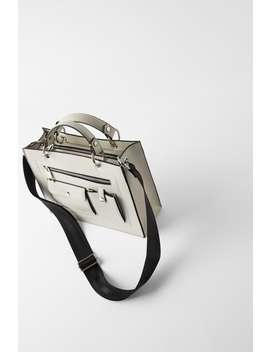 Multi Pocket City Bag by Zara