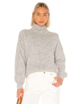 Chichi Sweater In Light Grey by Lpa