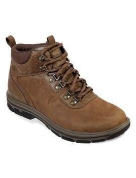 Skechers Relaxed Fit Segment Mestor Men's Waterproof Hiking Boots by Skechers