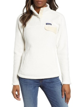 Re Tool Snap T® Fleece Pullover by Patagonia