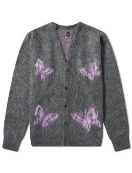 Needles Papillon Mohair Cardigan by Needles