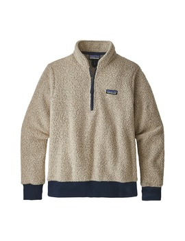 Woolyester Fleece Quarter Zip Pullover by Patagonia