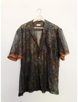 Dries Van Noten Short Sleeve Shirt by Dries Van Noten  ×