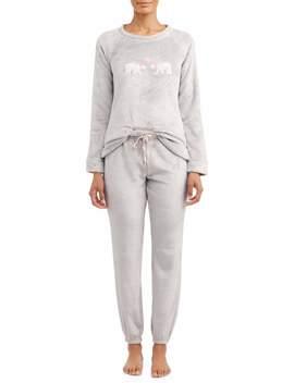 Muk Luks Women's Pajama Set by Muk Luks