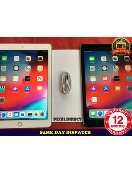 "Grade A/B Apple I Pad Pro 9.7"" 32 Gb 128 Gb 256 Gb Wi Fi Cellular 4 G Retina I Os 13 by Ebay Seller"