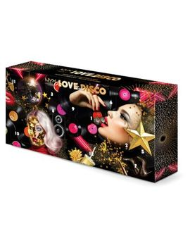 Nyx Professional Makeup Love Lust & Disco 12 Day Advent Calendar by Nyx Professional Makeup