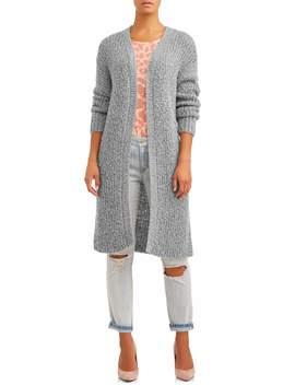 Sofia Jeans Volume Sleeve Completer Cardigan Sweater Women's by Sofia Jeans By Sofia Vergara