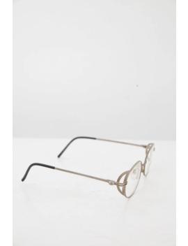 1990's Yohji Yamamoto Glasses by Yohji Yamamoto  ×