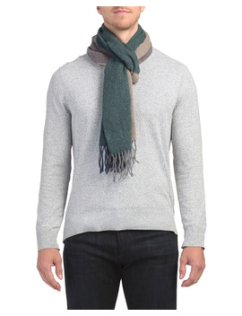 Made In Italy Cashmere Scarf by Tj Maxx