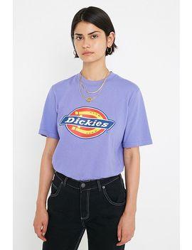 Dickies Horseshoe Logo Lilac T Shirt by Dickies