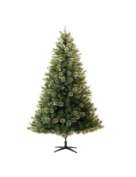 7.5ft Unlit Full Artificial Christmas Tree Virginia Pine   Wondershop™ by Wondershop