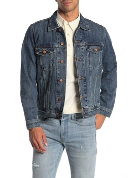 Medium Indigo Classic Denim Jacket by Madewell